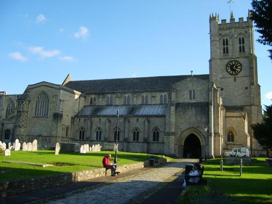 Christchurch Priory Church: ioryChristchurch Pr