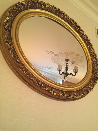 Sultans Royal Hotel: beautiful mirror