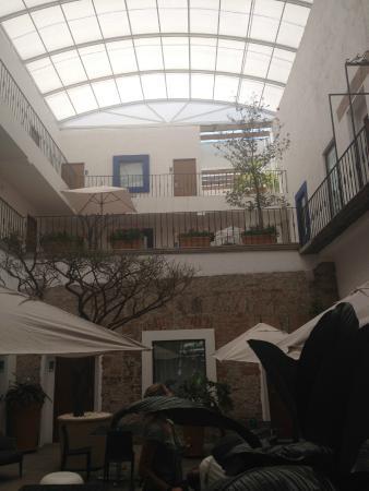 Cinco Cocina Urbana : Foto do hotel onde está localizado o restaurante 5