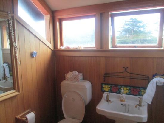 Captain Eady's Lookout: salle de bain