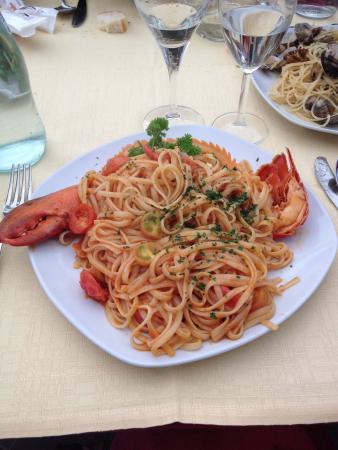 Ristorante Pizzeria Treccani: Tagliolini
