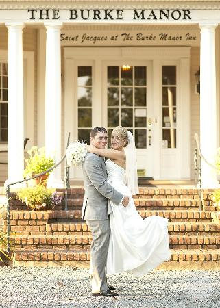 Burke Manor Inn: Wedding Receptions