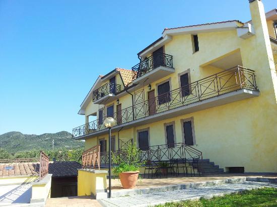 Agriturismo Casale di Gricciano : Esterno
