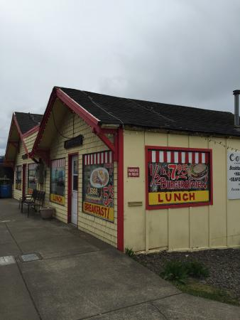 Corner Cafe: The real thing