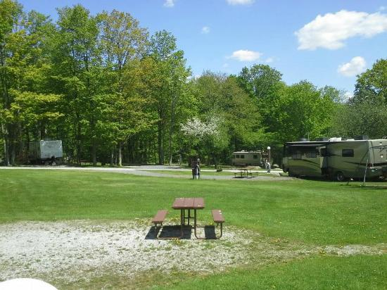 Fairfax, VT : Campground