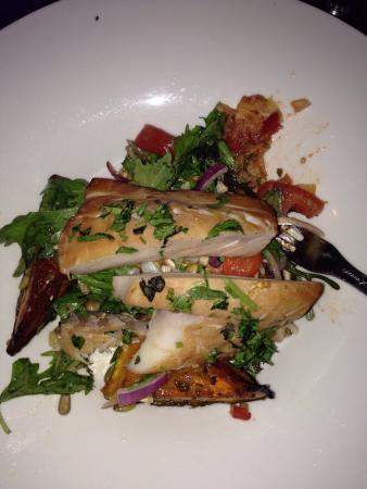 White House Cafe and Bar : Butterfish - smoked