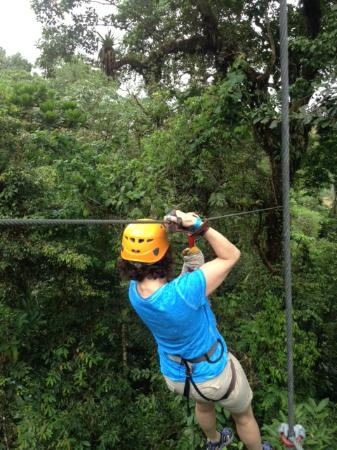 Parque Vista Arenal: Away you go!