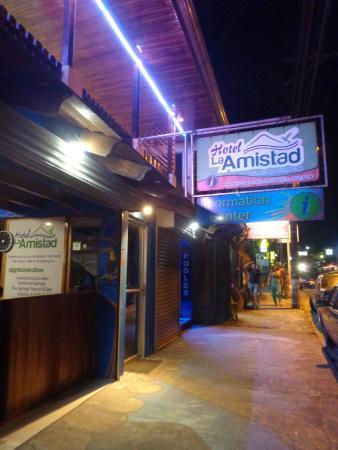 La Amistad Hotel: Hotel la Amistad