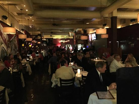 Dc Steakhouse Busy Valentine S Day