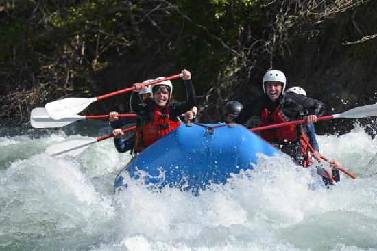 La Rafting Company: rafting 1
