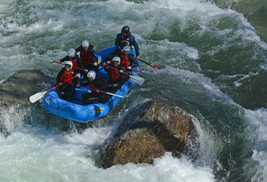 La Rafting Company: rafting 3