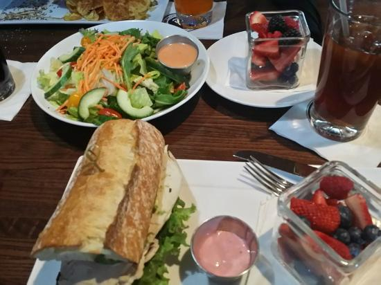 Low Calorie 716 Performance Menu Items Picture Of 716 Food Sport Buffalo Tripadvisor