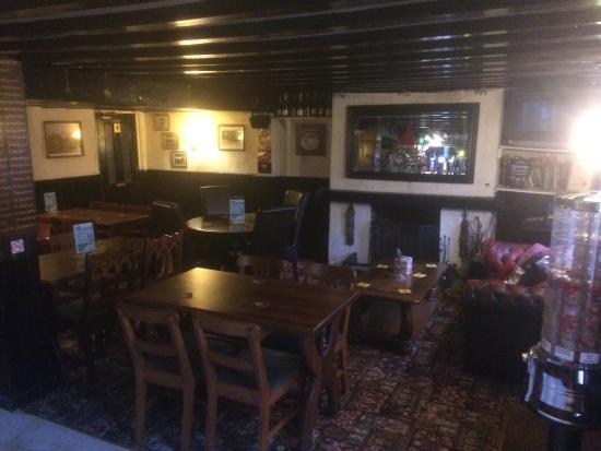 The jubilee sunbury: Saloon bar Resturant