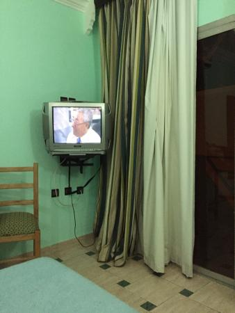 Hotel Nagjir Plage: Hotel Nagjir Ville