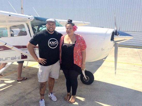 Waiheke Island, Neuseeland: Sadly after the tour had come to an end