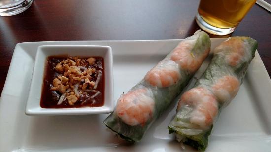 Pho Chau: Spring Rolls #3