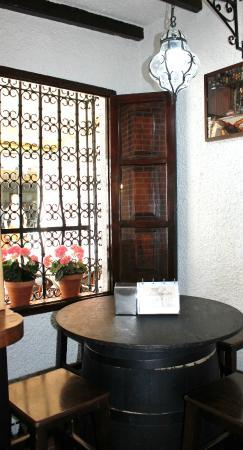 Bar Los Faroles: Interior