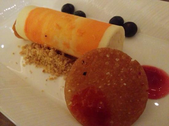 Hotel Weißes Kreuz: Evening Dinner