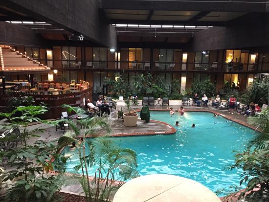 Indoor Pool Picture Of Millennium Buffalo Cheektowaga Tripadvisor