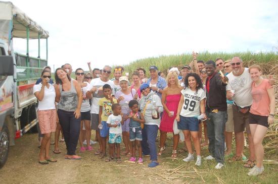 Bayahíbe, República Dominicana: Foto di gruppo