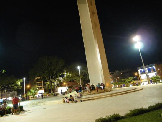 plaza de armas, pucallpa marzo 2015