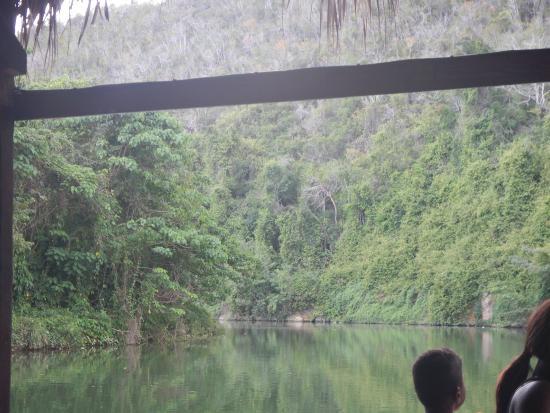 Bayahíbe, República Dominicana: Paesaggio sul Rio Chavòn