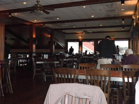 Interior view. - Picture of Flying Fish Public Market & Grill, North Myrtle Beach - TripAdvisor