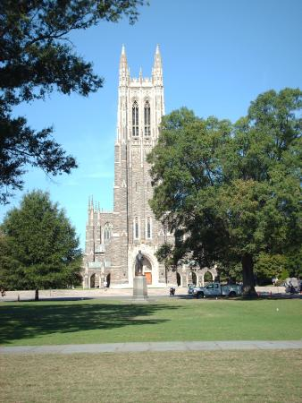 The King's Daughters Inn: Duke University Campus