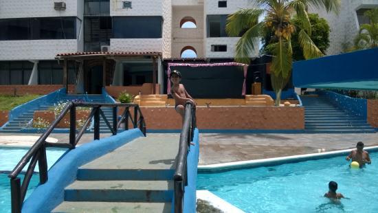 Foto de hotel puerta del sol playa el agua playa el agua for Resort puertas del sol precios