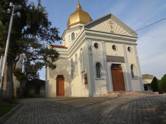 Catedral Ortodoxa Ucraniana Sao Demetrio