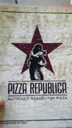 ‪Pizza Republica‬