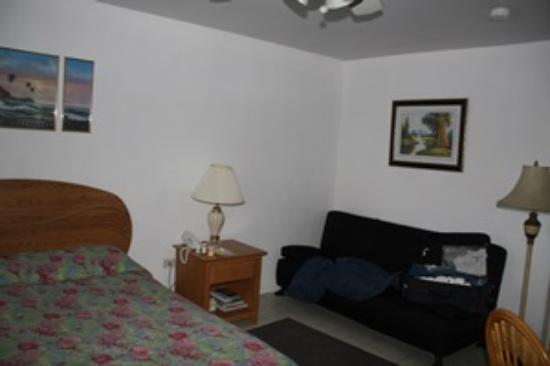 Harbour View Apartments and Studios : Room