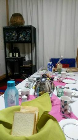 Namhyundang Guesthouse: 豐富的早餐