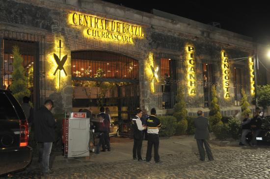 Central de Brazil
