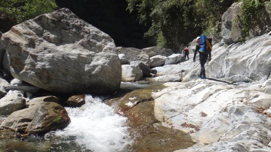 Wusa-Canyoning & Rock Climbing Day Tours