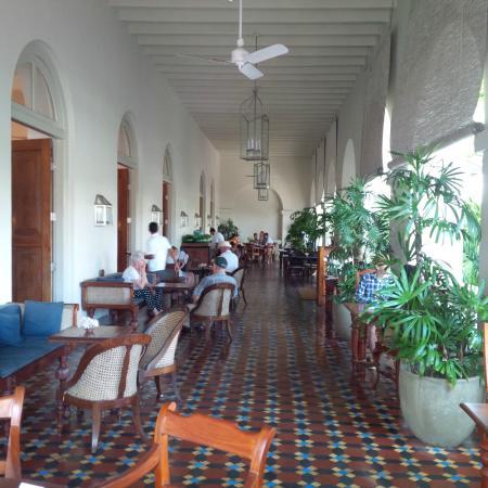 Amangalla Restaurant Menu