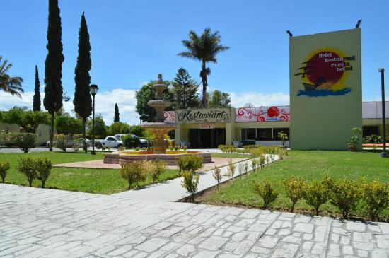 Hotel puesta del sol ocotlan mexico reviews photos for Centro turistico puesta del sol