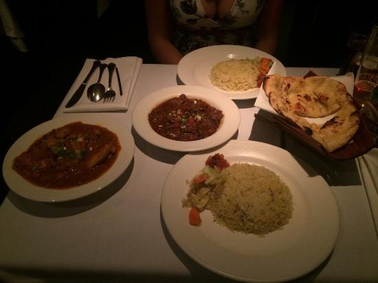Jasmin Indian Restaurant : Beautiful