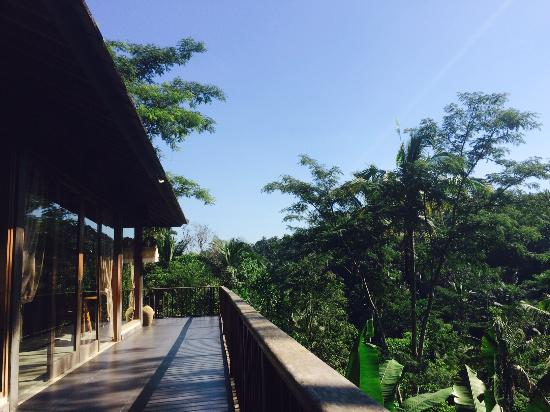 The Kampung Resort Ubud: Royal Suite Terrace