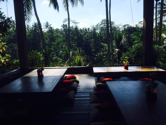 The Kampung Resort Ubud: Restaurant