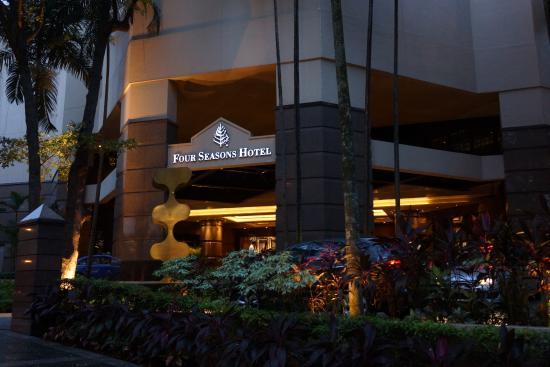 写真フォーシーズンズ ホテル シンガポール枚