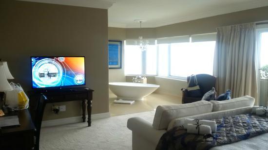 Chocolate Box Guest house: Die Neptun Suite sieht wirklich so aus....