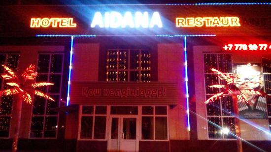 Aidana Hotel