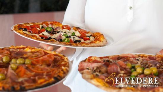 Belvedere restaurant pizzeria puerto banus - Zoom pizza puerto banus ...