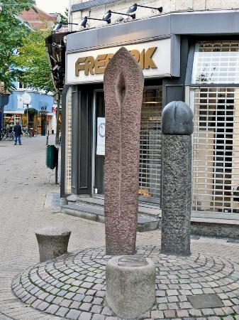 Odense, Denemarken: The Darning Needle