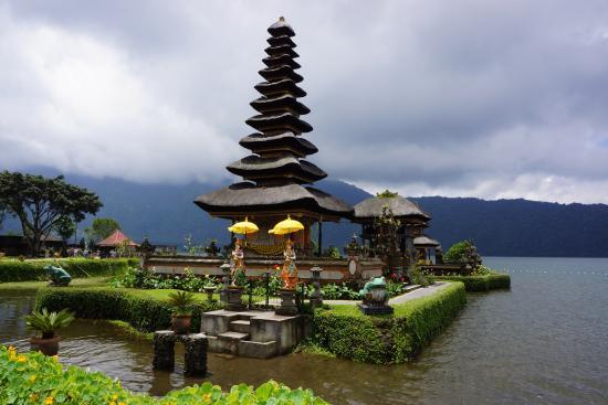 Tabanan, Indonesia: Pura Ulun Danu Bratan 1