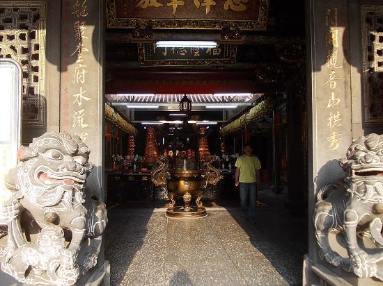 Cihsheng Temple