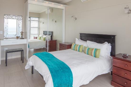 Gordon's Bay, แอฟริกาใต้: Comfortable bedroom