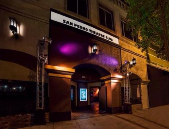 San Pedro Theatre Club