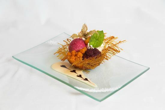 Thon Hotel Vica Alta: Dessert